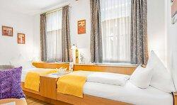 Ferienhaus Zweibettzimmer